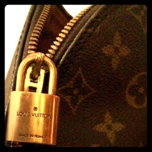 Louis Vuitton Satchel- The Alma Bag